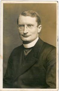 Pfarrer Albert Willimsky † 22. Februar 1940 im KZ Sachsenhausen